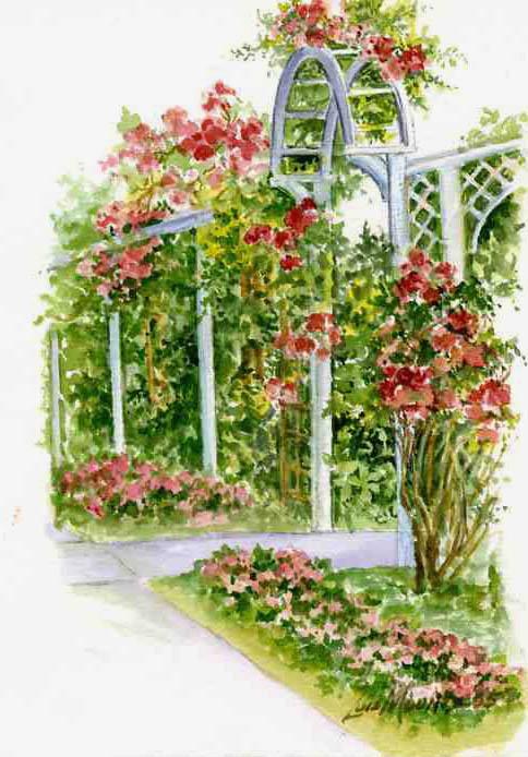 Mill Creek Rose Garden smaller