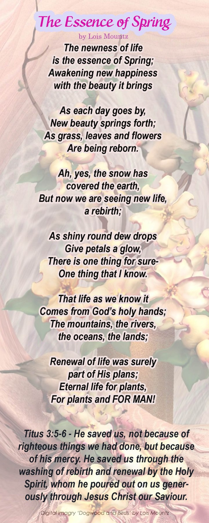 Spring poem copy